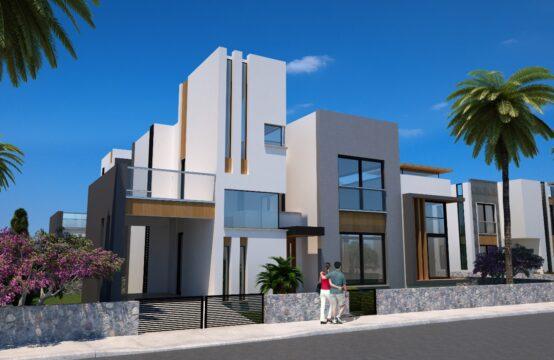 KARNP002 – Modern 3 bedroom private villas in Karsiyaka