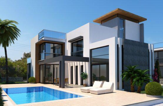 KARNP001 – Modern 4 bedroom detached villa in Karsiyaka