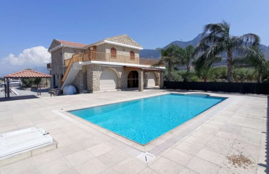 KAR088 – £249,950 – Stunning 4 bedroom stone house on a 2 Donum plot